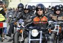 Motoristé ze setkání Prague Harley Days.