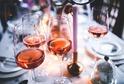 Růžové víno (ilustrační foto).