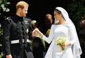 Princ Harry s manželkou Meghan.