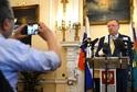 Ruský velvyslanec ve Velké Británii Alexandr Jakovenko.