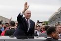 Americký viceprezident Mike Pence se stal terčem severokorejské kritiky.