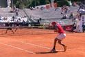 Kolumbijští deblisté Robert Farah a Juan-Sebastian Cabal zažili na tenisovém turnaji v Římě kuriózní momenty.