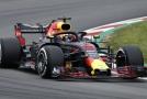 Daniel Ricciardo v Monaku ovládl první trénink.