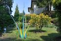 Open-air akce nese název Skleněná zahrada.