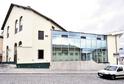 Nové návštěvnické a školicí centrum pivovaru.
