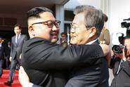 Překvapivý vzkaz Trumpovi. Vůdce KLDR se setkal s jihokorejským prezidentem