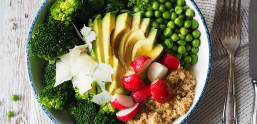 Green bowl podle blogerky Romany Böhmové