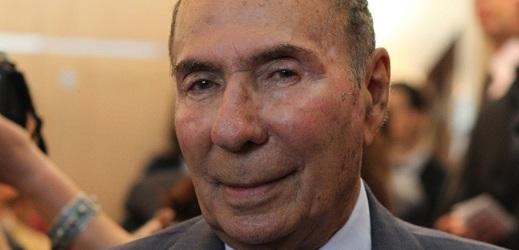 Serge Dassault (archivní foto).