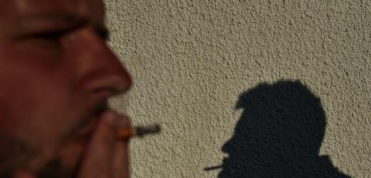 kouření přívěsy