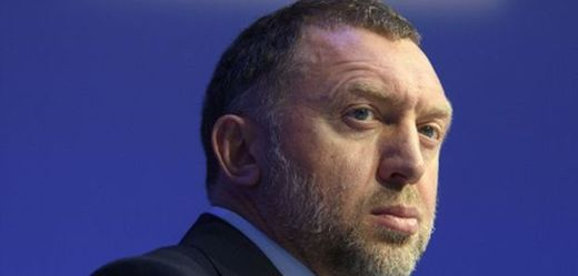 Oleg Děripaska.