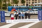 Doprava je zajištěna, Hyundai dodal 530 vozidel.