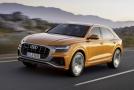 Audi Q8 kombinuje vzhled kupé a velkého SUV.