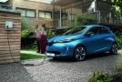Renault Zoe má reálný dojezd až 300 km na jedno nabití akumulátorů.