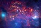 Centrální část Mléčné dráhy.