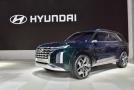 První koncepční SUV ve stylu Hyundai Look.