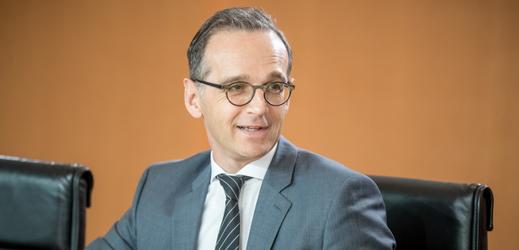 Spolkový ministr zahraničních věcí Německa Heiko Maas.