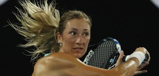 Tenistka Denisa Allertová.