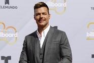 První muž latino popu Ricky Martin dorazí poprvé do Prahy