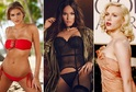 Kate Upton, Megan Fox, Scarlett Johansson.