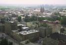 Pohled na město Ostrava.