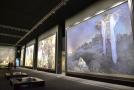 Výstava Alfons Mucha: Dva světy byla zahájena 26. května 2018 na brněnském výstavišti v rámci festivalu Re:publika pořádaného u příležitosti 100. výročí založení Československa. Vystaveno je i devět největších pláten Muchovy Slovanské epopeje (na snímku).