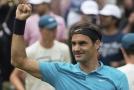 Roger Federer je opět světovou jedničkou.