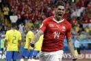 Švýcaři uhráli proti Brazílii překvapivou remízu.