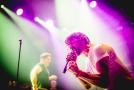 Završení turné Eskalace Dobra kapely J.A.R. 17.11.2016 v pražské Lucerně.