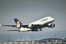 Letadlo společnosti Lufthansa.