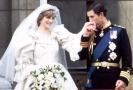 Princ Charles a Diana.