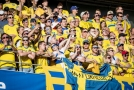Více než stovka švédských fanoušků na poslední chvíli přišla o cestu do Ruska.