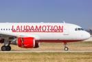 Letadlo společnosti Laudamotion.
