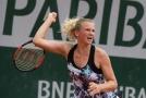 Kateřina Siniaková na turnaji v Birminghamu daleko nedošla.