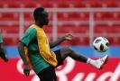 Mané se bude snažit se Senegalem potrápit Polsko.