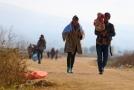 Cesta uprchlíků do Evropy se prodlouží o tisíc kilometrů (ilustrační foto).