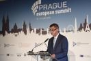 Premiér Andrej Babiš (ANO) zahájil třídenní mezinárodní konferenci.