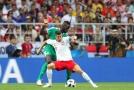 Polsko se v dalším zápase skupiny H utkalo se Senegalem.