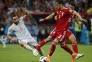 Španělsko v úvodu druhého poločasu získalo nad Íránem vedení 1:0.