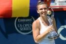 Simona Halepová zmešká kvůli problémům s achilovkou turnaj na trávě v Eastbourne.