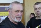 Herec František Švihlík (vlevo).