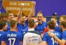 Čeští volejbalisté v kvalifikaci o Ligu národů porazili Kubu.