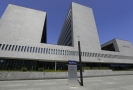 Sídlo Europolu v Haagu.