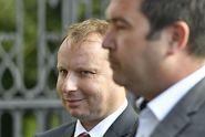 Babiš mi Pocheho na funkci ministra nenavrhl, říká Zeman