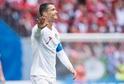 V portugalském dresu září slavný Cristiano Ronaldo i na probíhajícím světovém šampionátu v Rusku.
