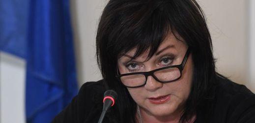 Ministryně financí: Prodej hotelu Thermal není na pořadu dne