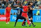 Bruselský dopravní podnik prohrál sázku, v metru se tak rozezněla francouzská fotbalová hymna.