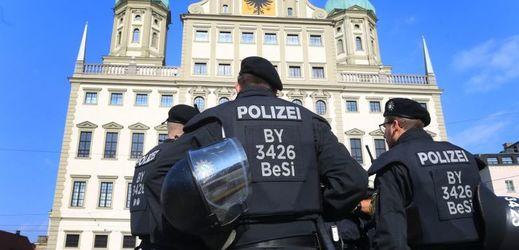 Německá policie.