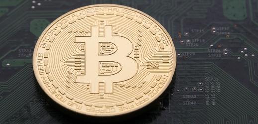 Zavedená virtuální měna Bitcoin.