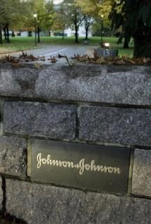 Johnson and Johnson.