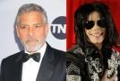 George Clooney, Michael Jackson.